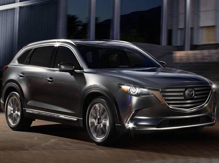 Charlotte NC - 2019 Mazda CX-9