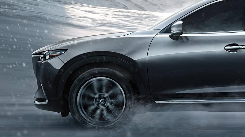 Huntersville NC - 2019 Mazda CX-9's Exterior
