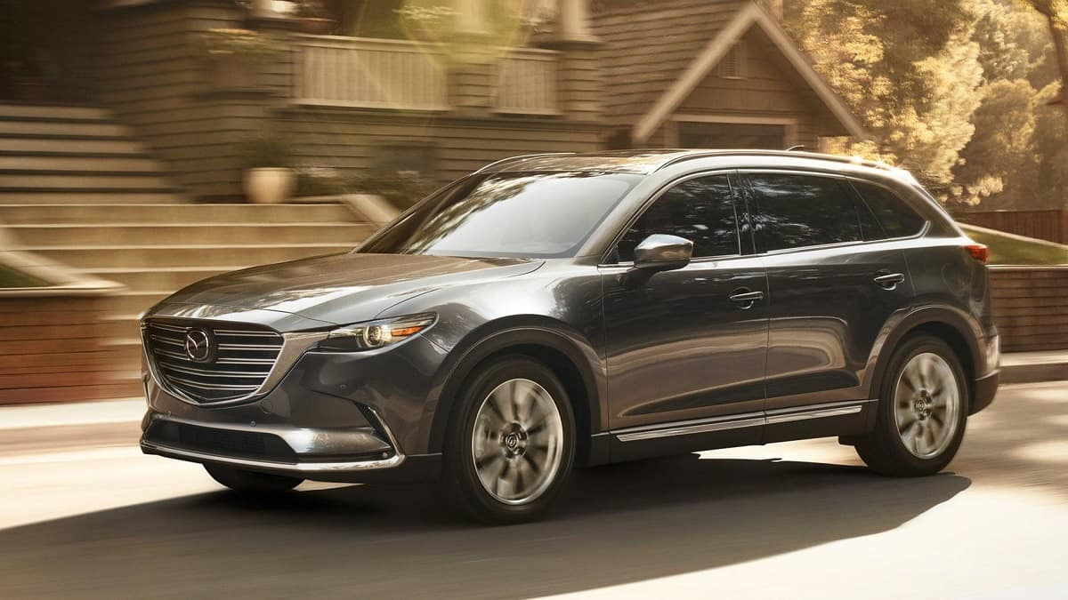 2019 Mazda CX-9 Lease and Specials in Huntersville NC