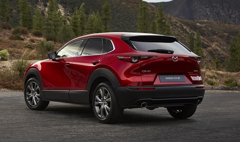 Davidson NC - 2020 Mazda CX-30's Overview