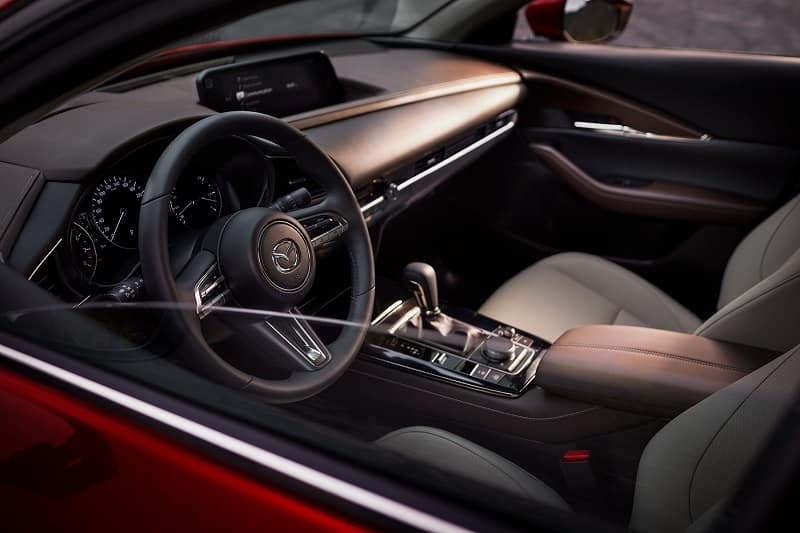 Davidson NC - 2020 Mazda CX-30's Interior