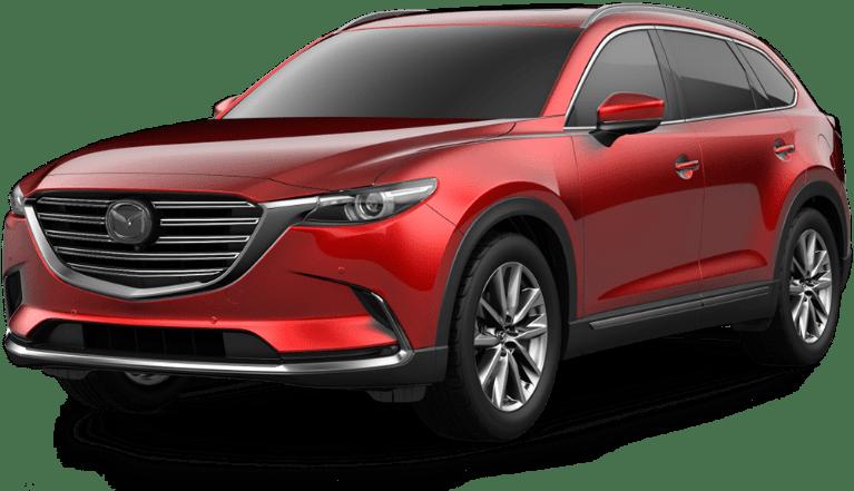 Charlotte NC - 2019 Mazda CX-9 Grand Touring