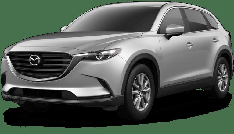 Charlotte NC - 2019 Mazda CX-9 Sport