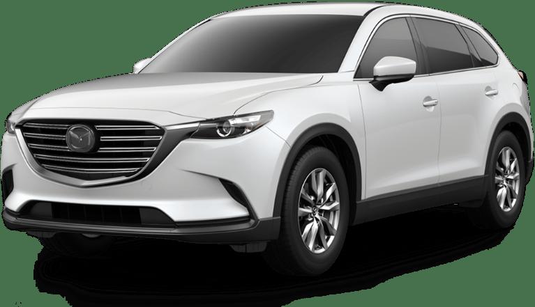 Charlotte NC - 2019 Mazda CX-9 Touring