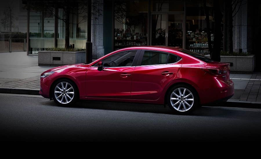 Huntersville NC - 2018 Mazda3's Overview