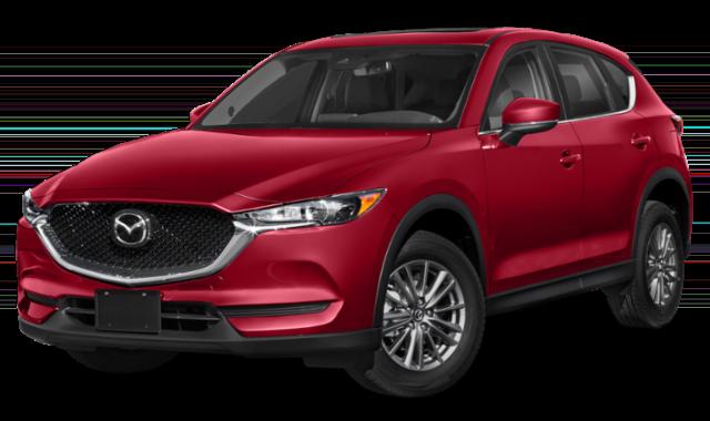 2019 mazda cx-5 red exterior