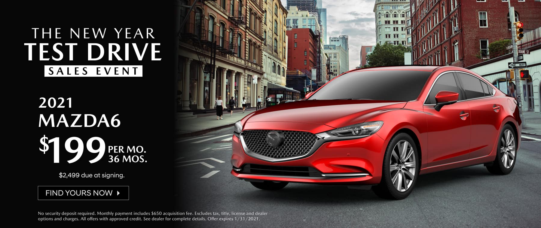 Mazda 6 Lease
