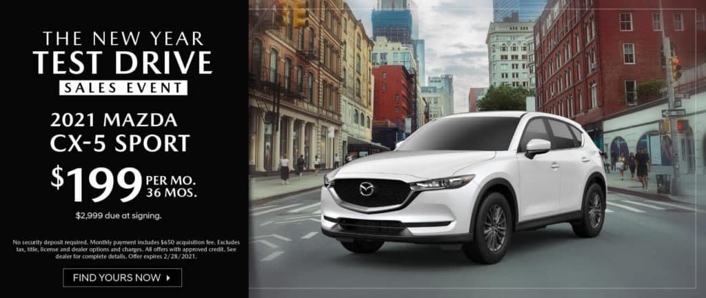 <b>2021 Mazda CX-5</b>
