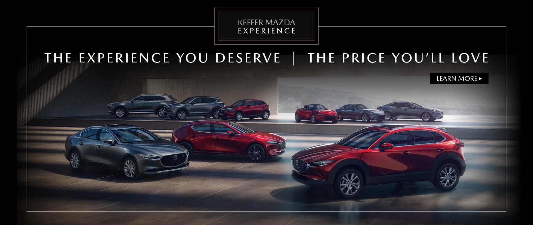 Keffer Mazda Experience - New