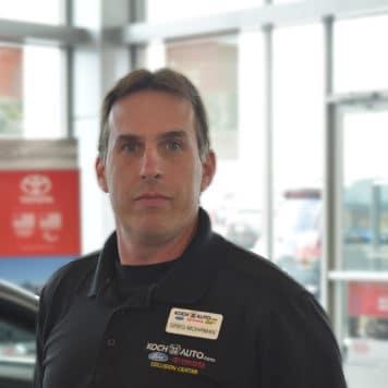 Greg Mohrman