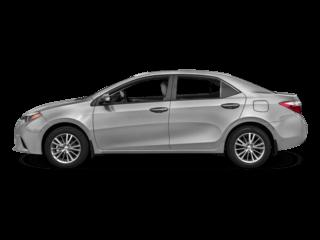 Standard<br>Toyota Corolla