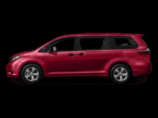 8-Passenger Minivan<br>Toyota Sienna LE 8 Passenger