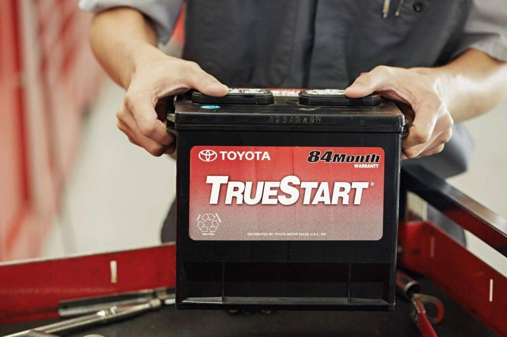 Toyota Batteries
