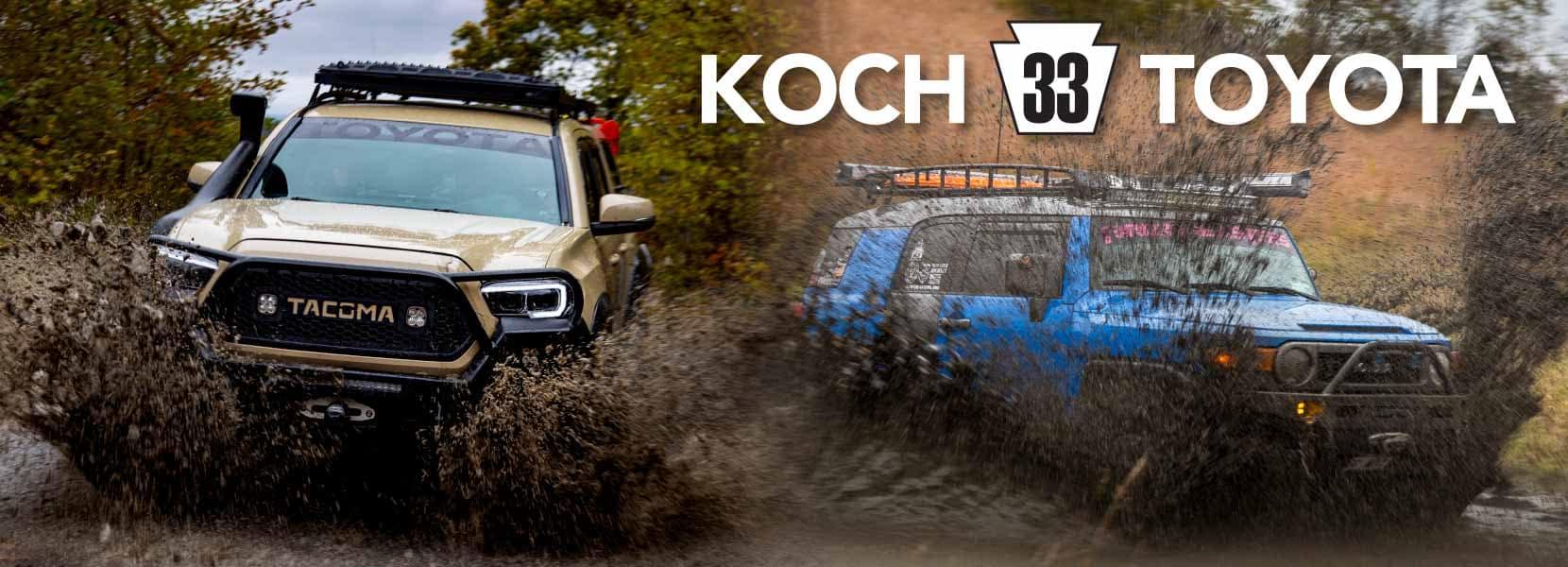 Koch 33 Toyota Offroad