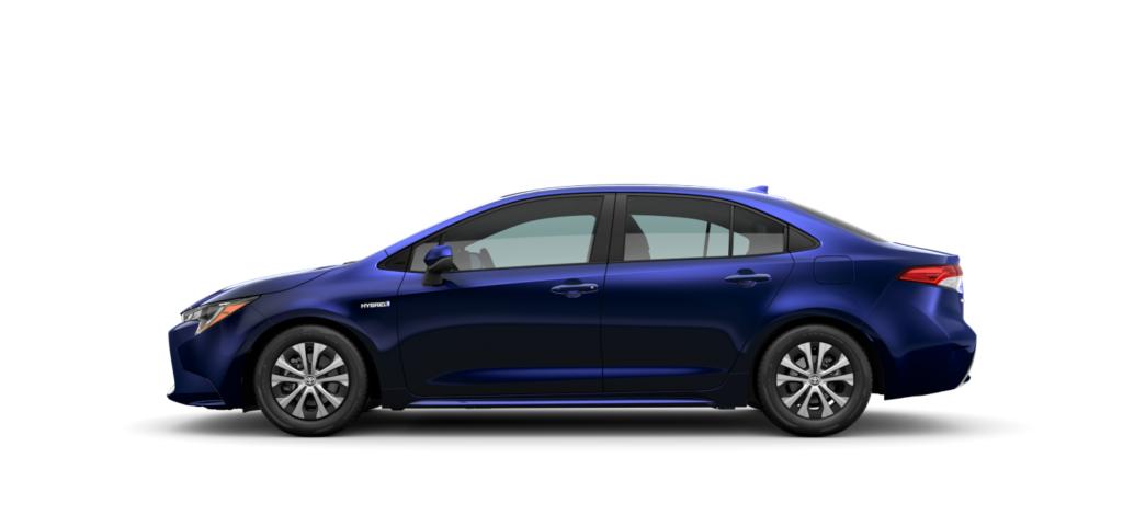Standard<br>Toyota Corolla Hybrid