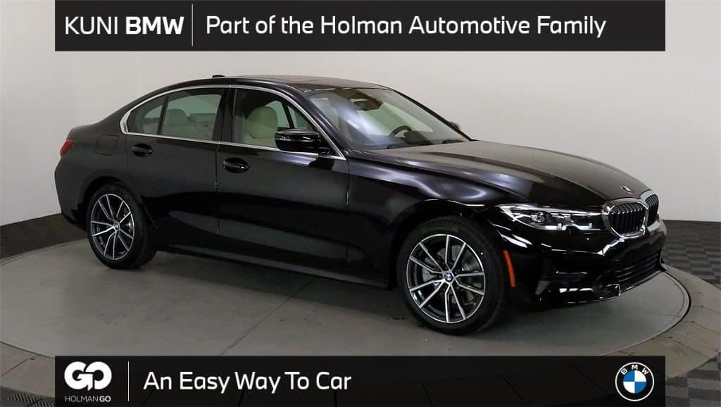 New 2021 BMW 3 Series