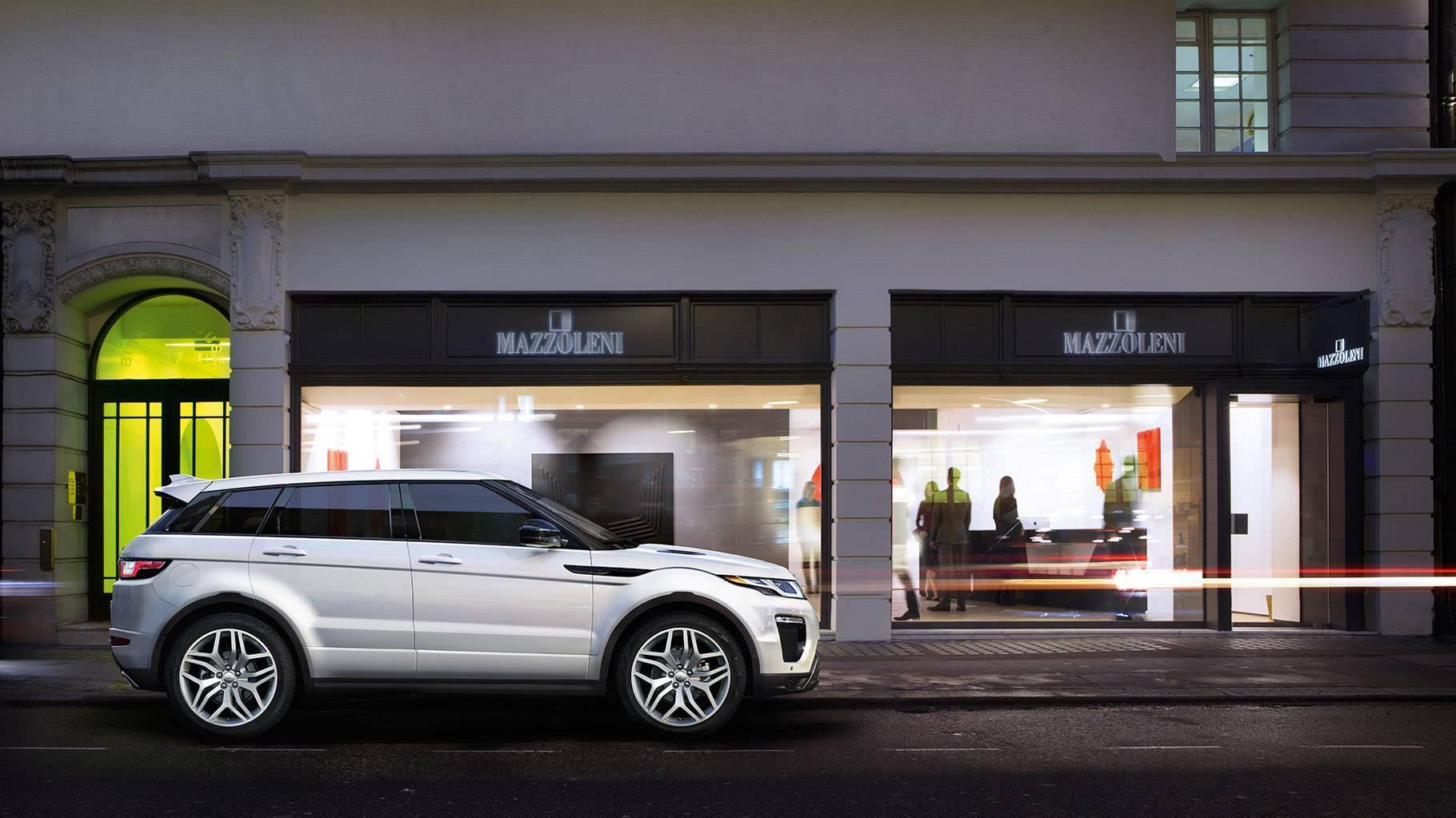 2017-Land-Rover-Range-Rover-Evoque-Exterior-profile