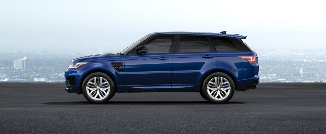 Estoril Blue (Premium Metallic – SVR model only)