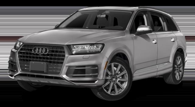 2017 Audi Q7 Silver