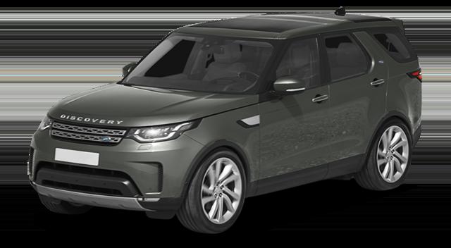 2017 Land Rover Grey