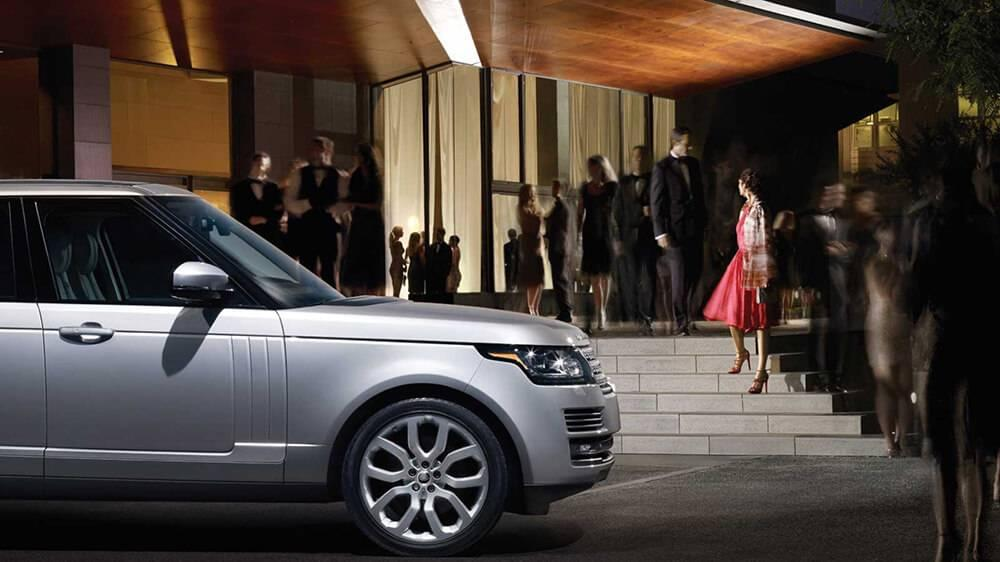 2017 Range Rover Party