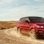 2017 Land Rover Sport