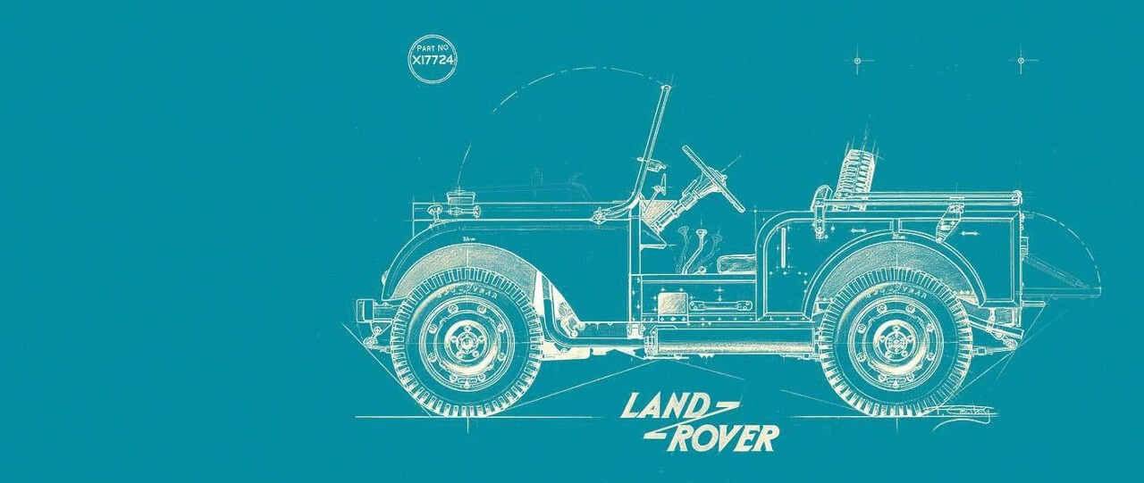Land Rover Heritage History