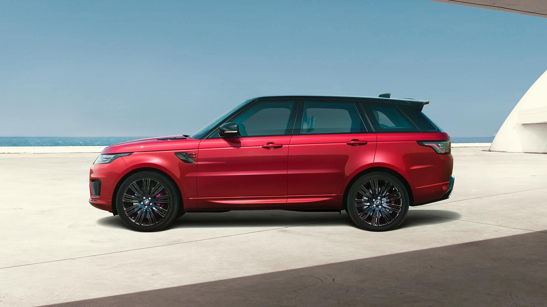 2017 Land Rover Range Rover Sport Trims