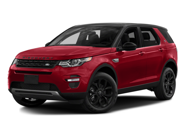 2017 Land Rover Discovery Sport_