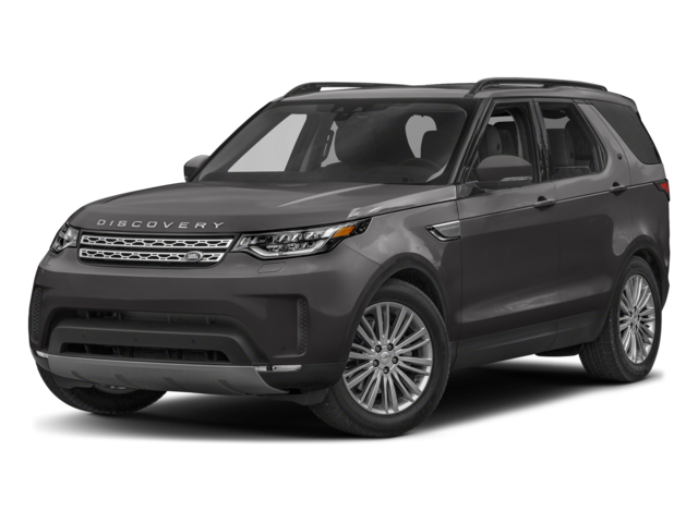 Land Rover Discovery profile
