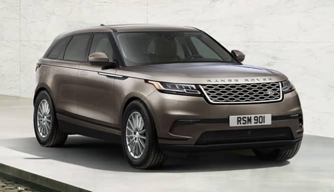 2018 Land Rover Range Rover Velar Base