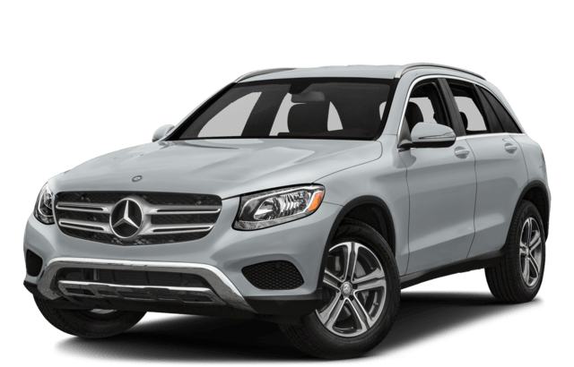 2018 Mercedes-Benz GLC Side Angled Silver