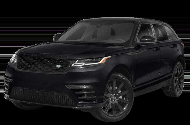 2019 Range Rover Velar Angled