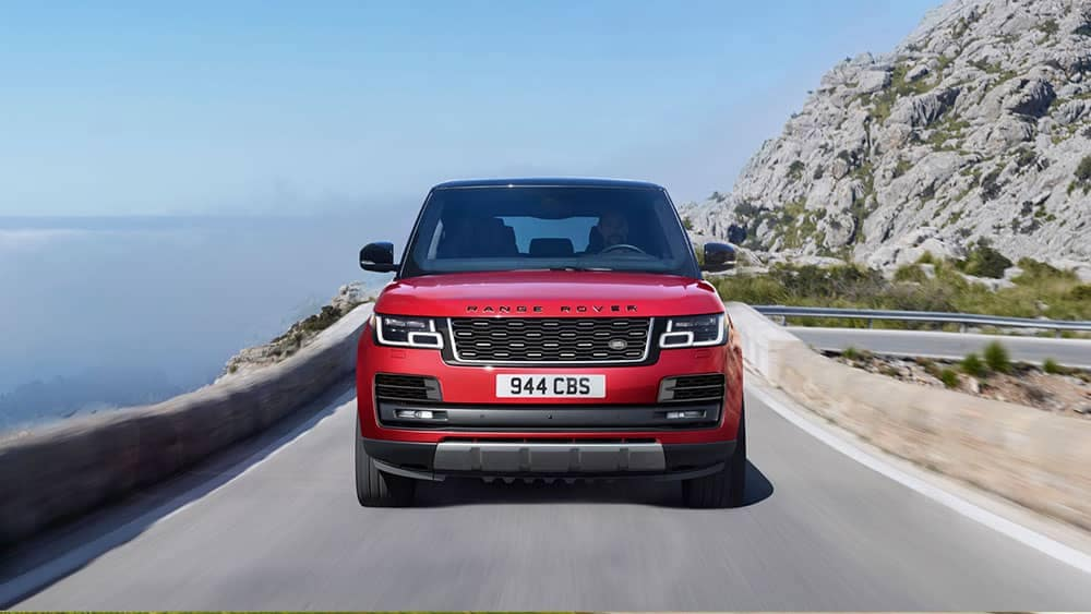 2019 Range Rover Grill