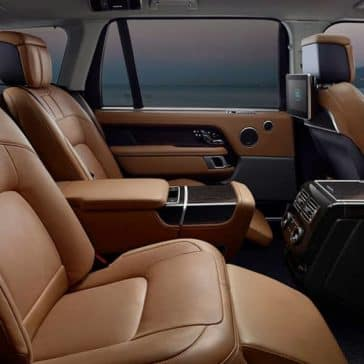 2019 Range Rover Cabin