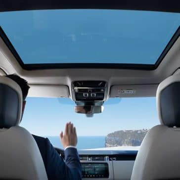 2019 Range Rover Sunroof