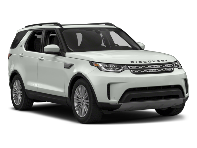 2019 Land Rover Discovery 3/4 angle