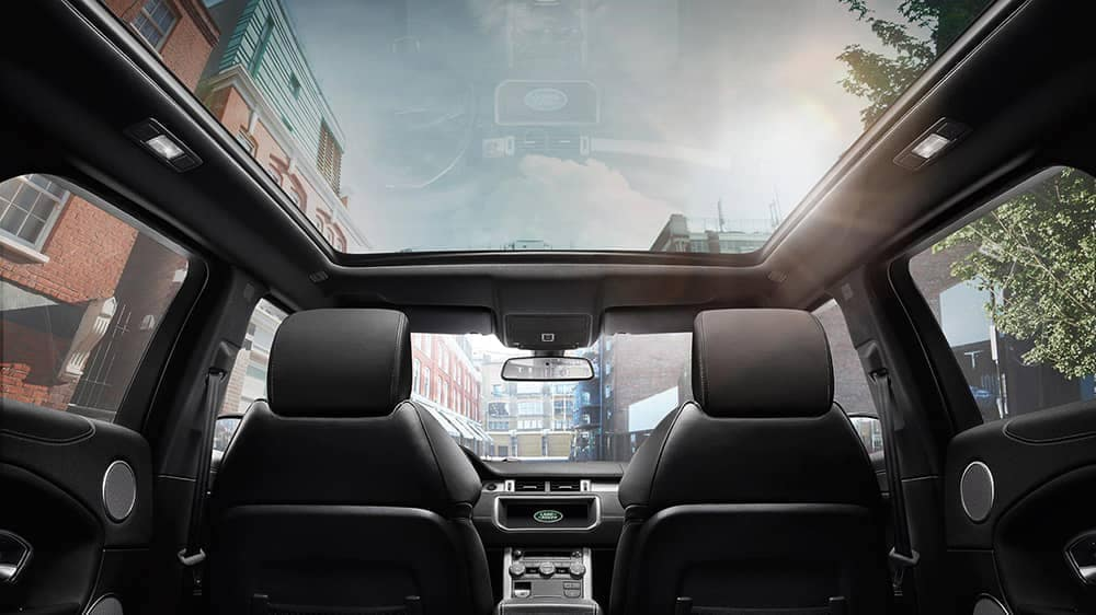 2019 Range Rover Evoque Sunroof