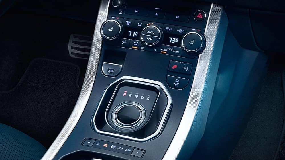 2019 Range Rover Evoque Features