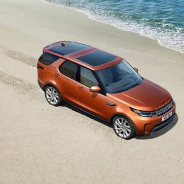 2019 Land Rover Discovery Top