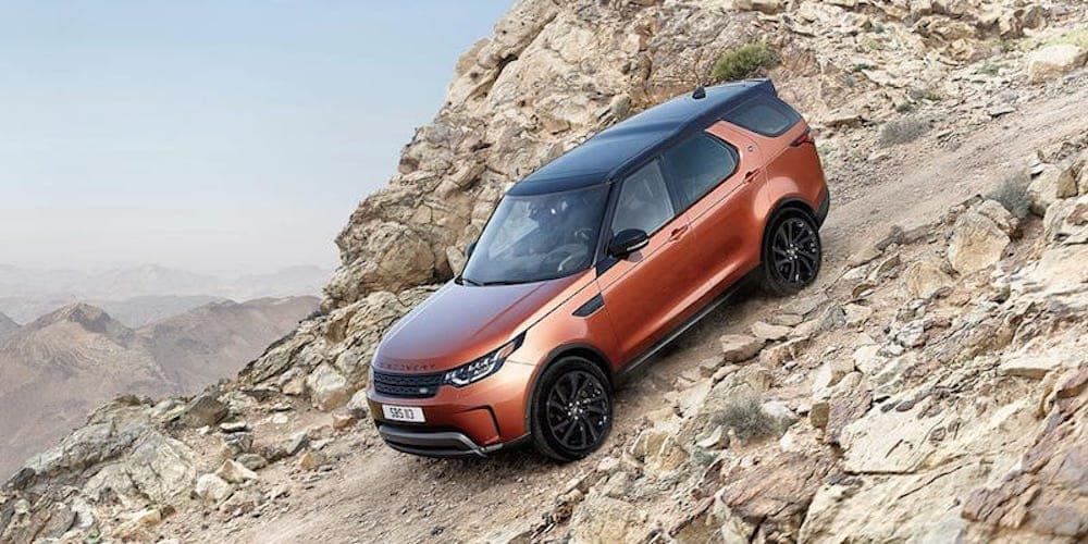 2019 discovery off roading
