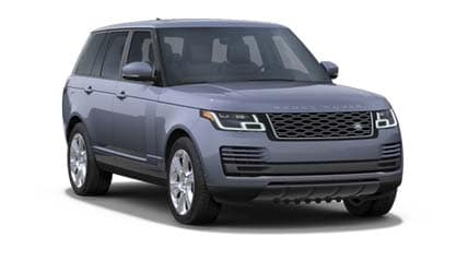 2019 supercharged range rover trim