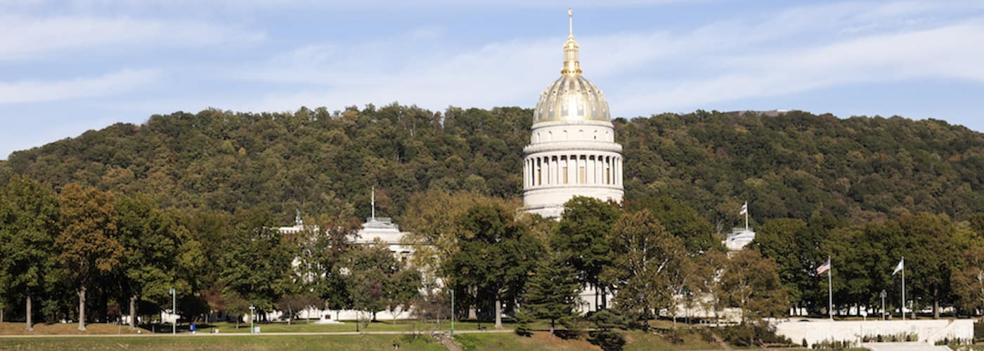 charleston west virginia state capitol building