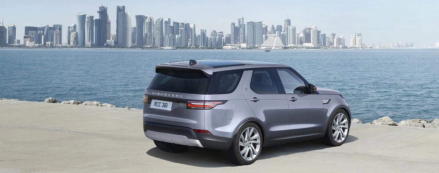 2020 Land Rover Discovery, Grey Exterior