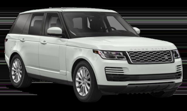 2020 Land Rover Range Rover SWB, White Exterior
