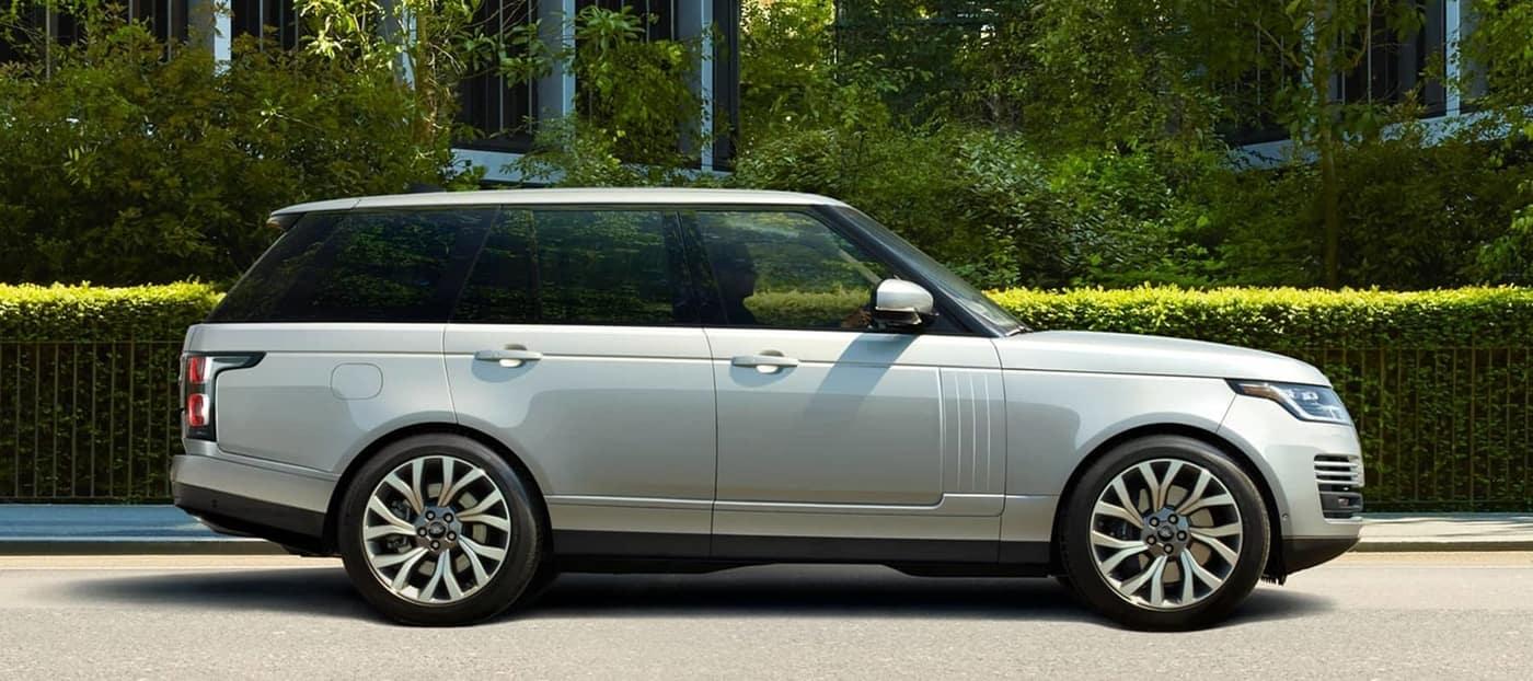 2020 Land Rover Range Rover Side