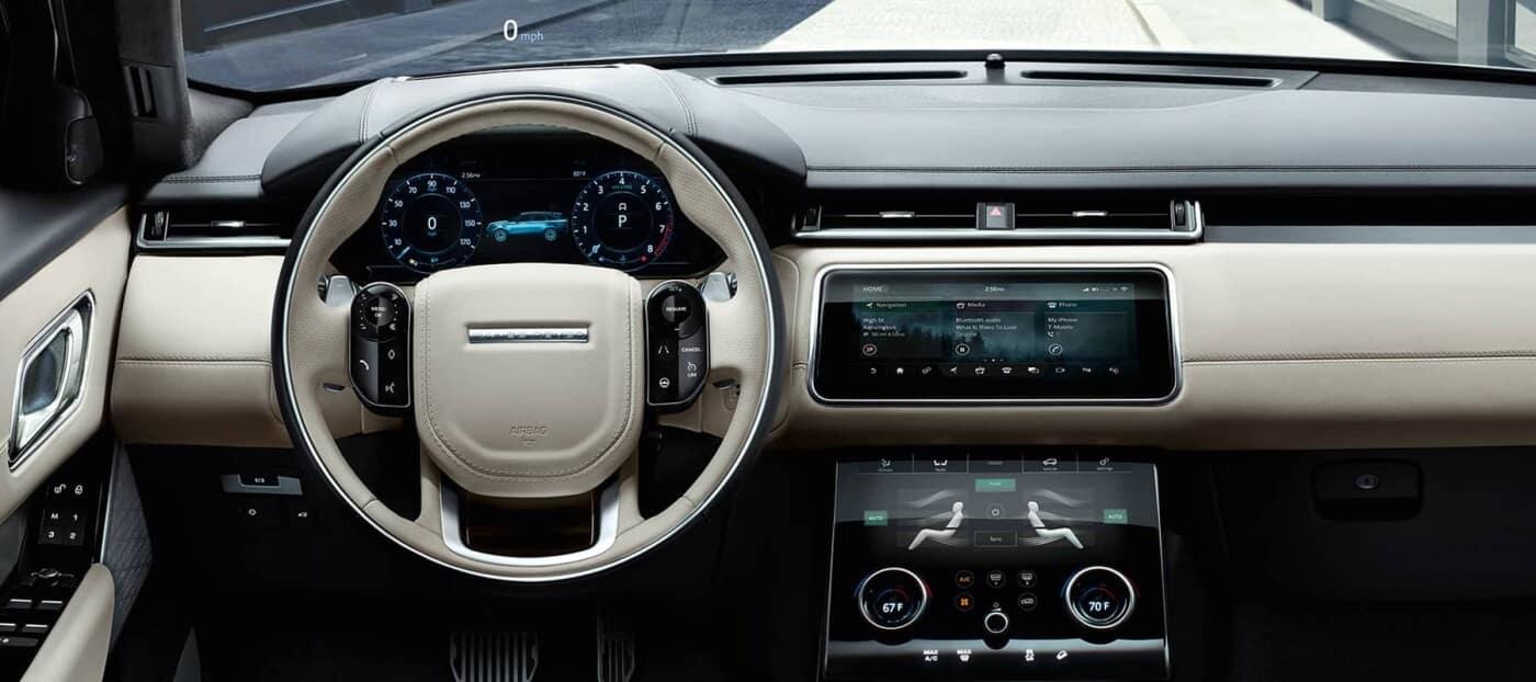 2020 Range Rover Velar Interior Dash