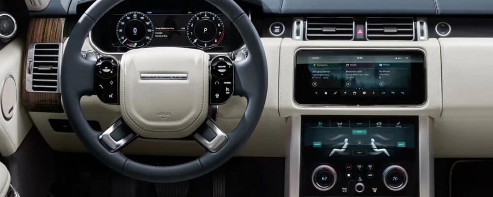 2021 Land Rover Range Rover Interior