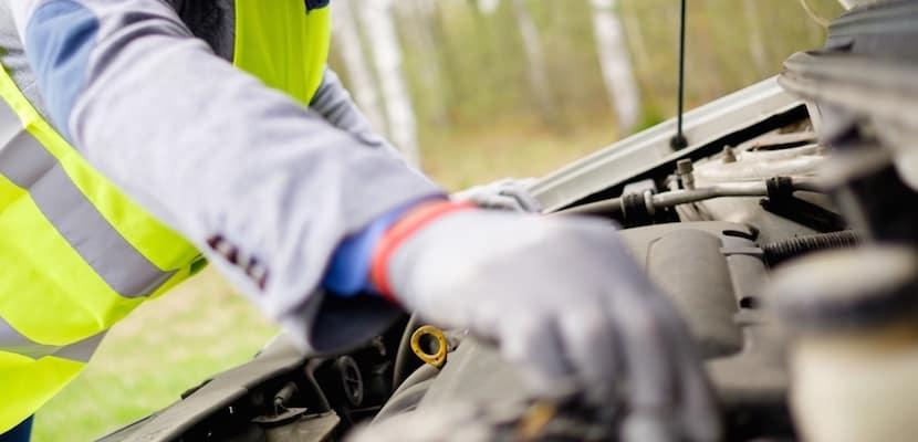 Land Rover Roadside Assistance