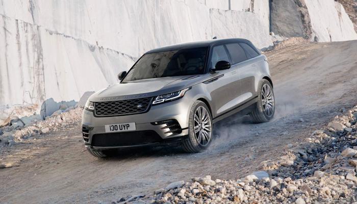 2018 Range Rover Velar available near Benton